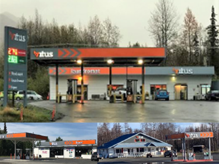 $1.6MM - Three gas stations & convenience stores