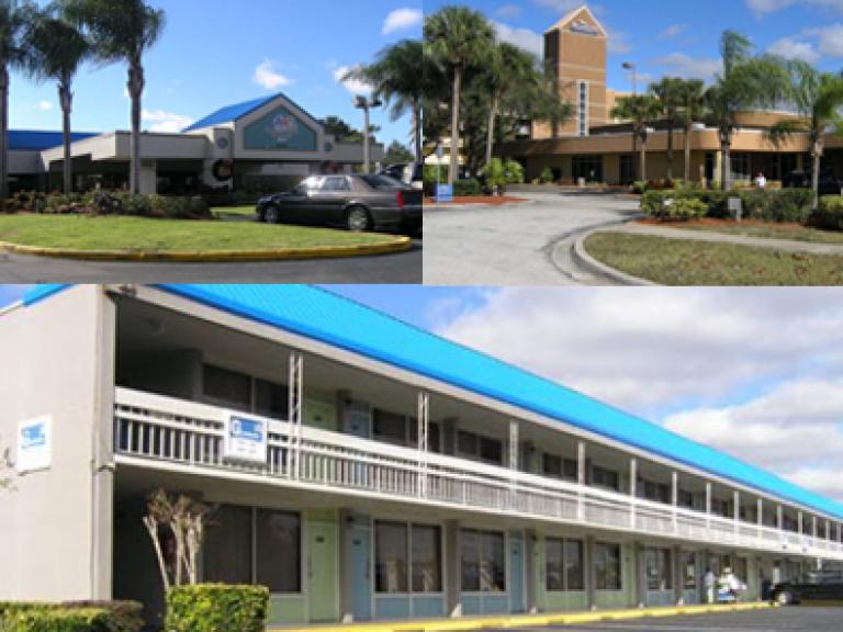 $10.6MM - 2 hotel properties - Kissimmee, Florida & Celebration, Florida